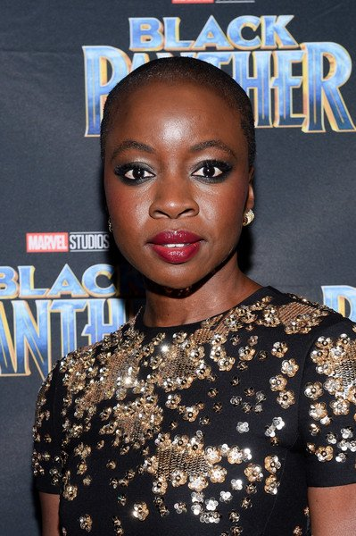 Happy birthday to the beautiful, Danai Gurira