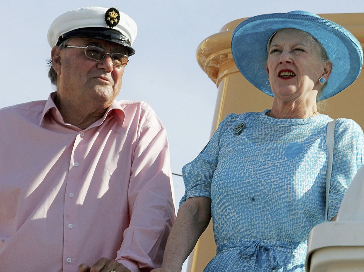 Denmark's Prince Henrik dies — royals respect his wish not to be buried with the queen