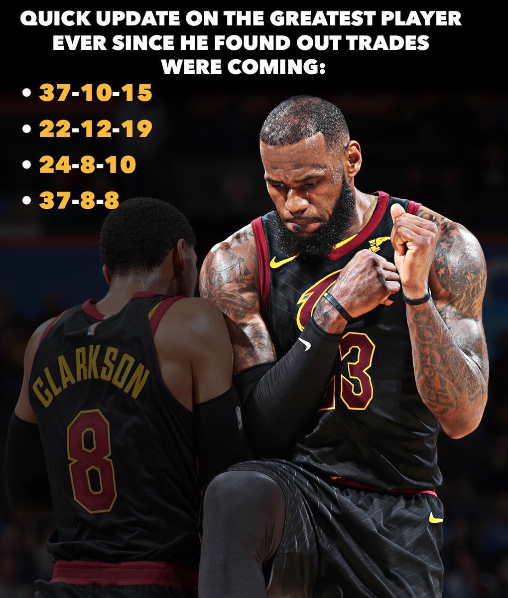 4-Game WIN Streak During The Process .. https://t.co/5I789Rhviy