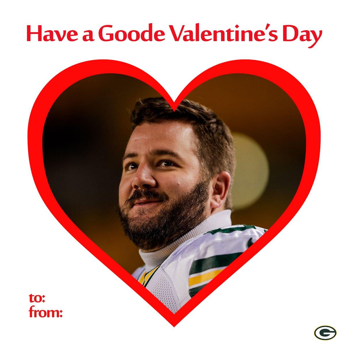 Have a Goode #ValentinesDay, everyone.   ����: https://t.co/4U5HZK45ta https://t.co/5sMjYXmPMu