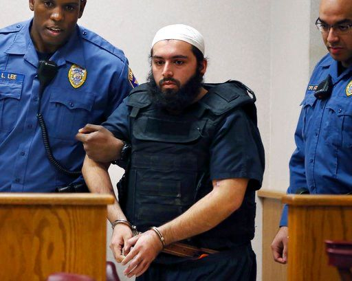 Bomber gets life in prison for New York, New Jersey attacks