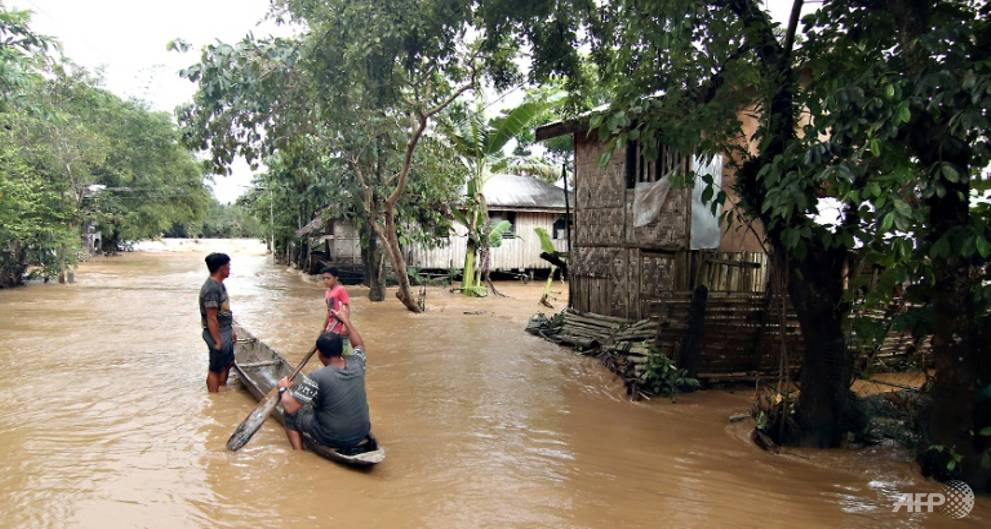 Philippines storm death roll rises to nine