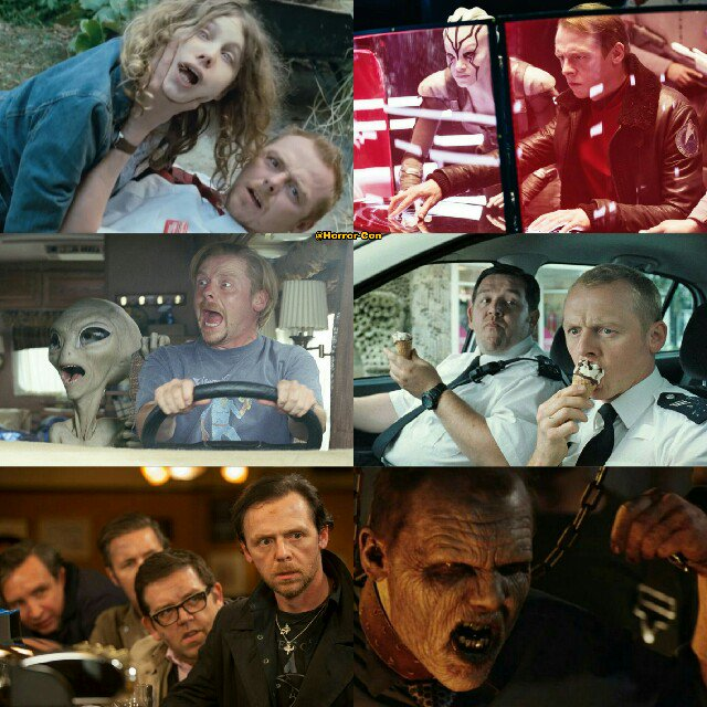 Happy 48th Birthday to Simon Pegg!
