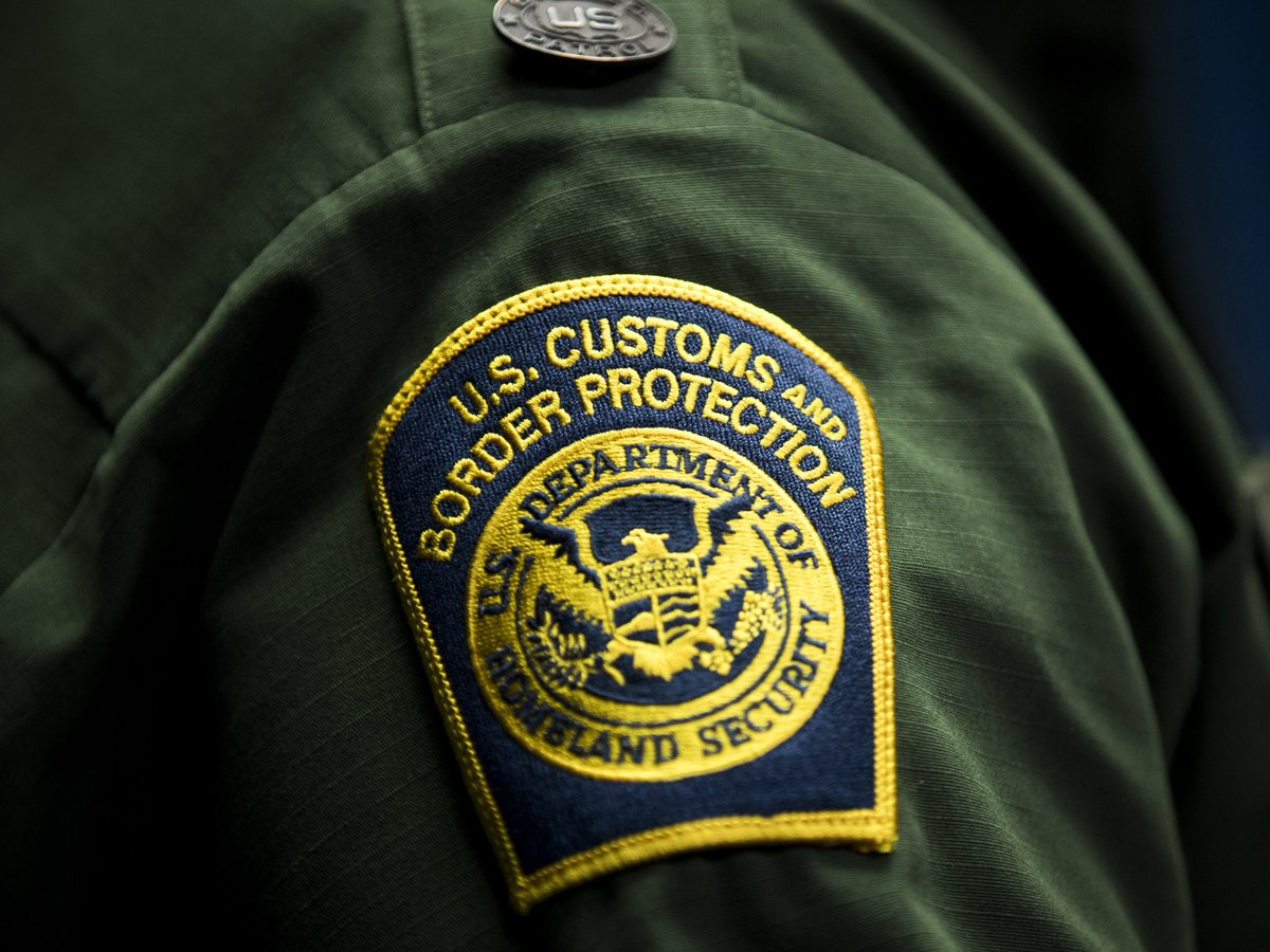 A top U.S. immigration official has been charged with stealing immigrants' identities