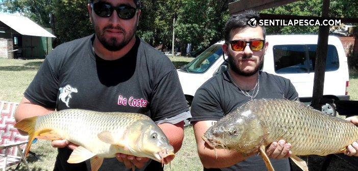 #Carpfishing en la #laguna #SaladaMonasterio &<b>Gt;</b> https://t.co/9PEcPuQviv https://t.co/b34oom