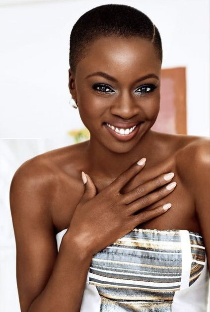 Happy 40th Birthday to Danai Gurira