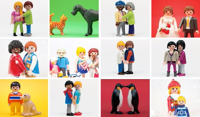 Playmobil Valentine's Day 2018 Contest: Win a Playmobil Prize Pack