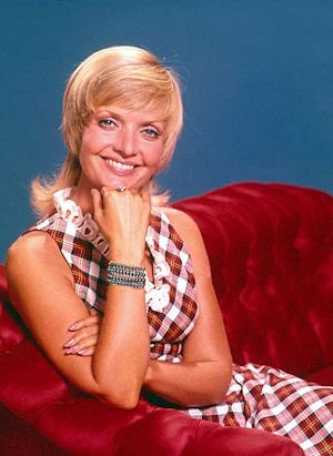 Happy Birthday to Florence Henderson!