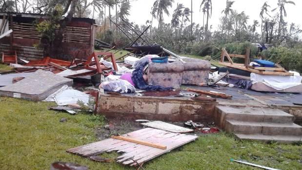 Cyclone Gita to brush Vanuatu after smashing Tonga