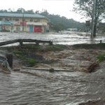 Cartels have encroached on waterways, causing floods