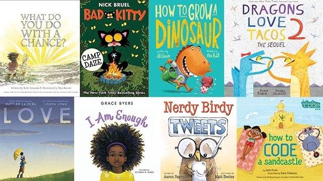 30 children's books your kids will love