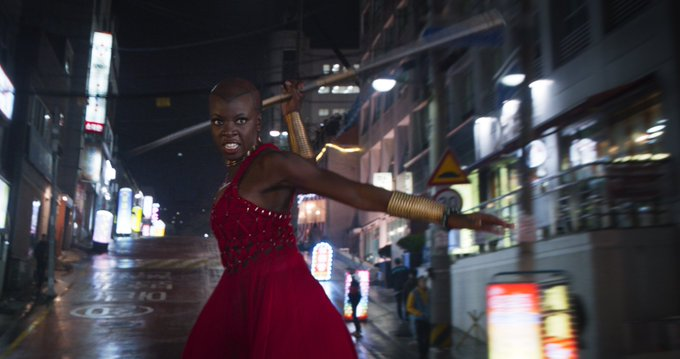 Happy Birthday Danai Gurira! Check out in