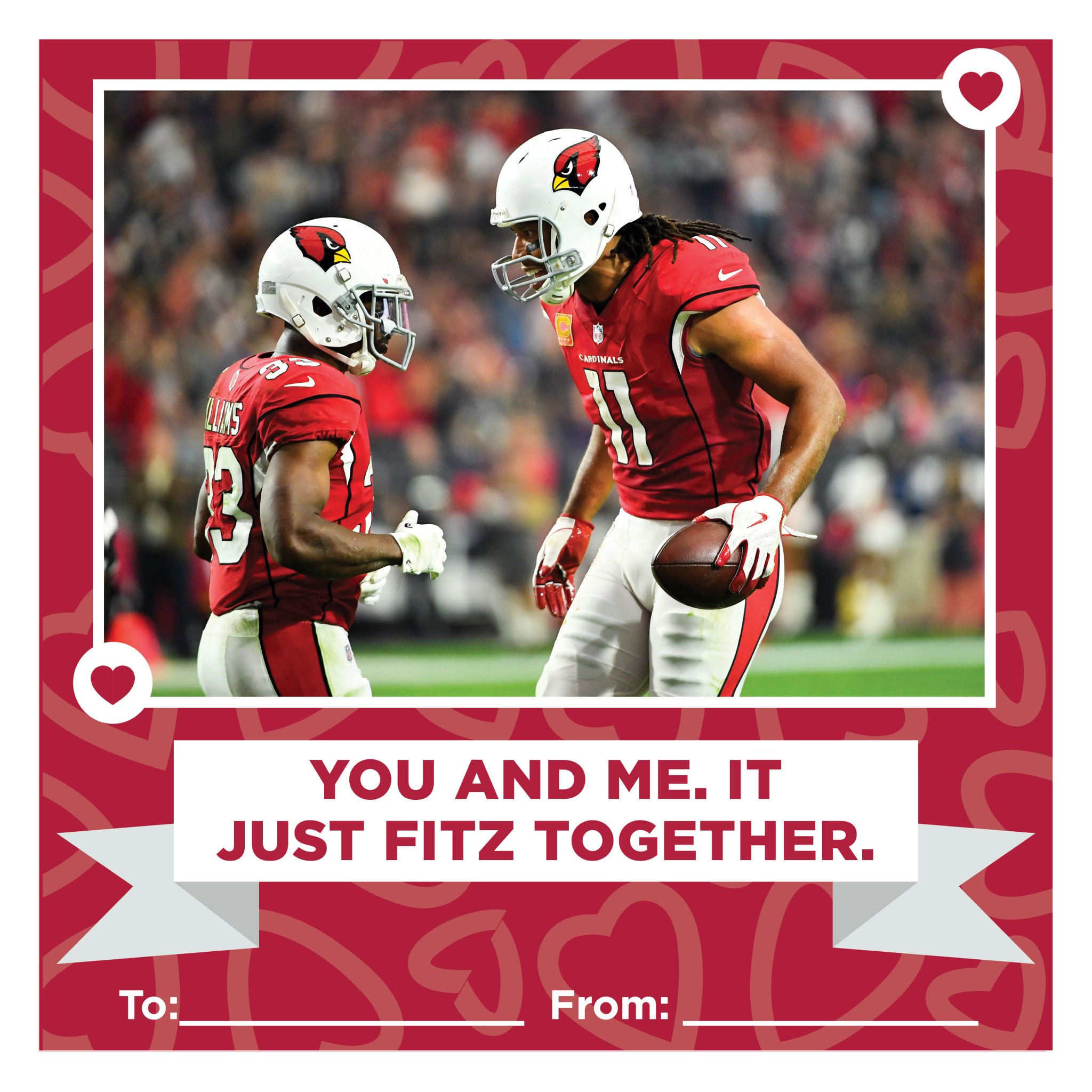 Make it a legendary Valentine's Day. Use one of our themed cards. https://t.co/ezbJyWrJzD