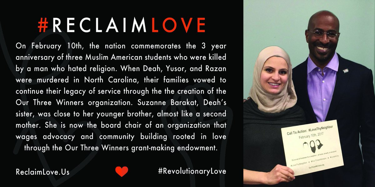 #ReclaimLove