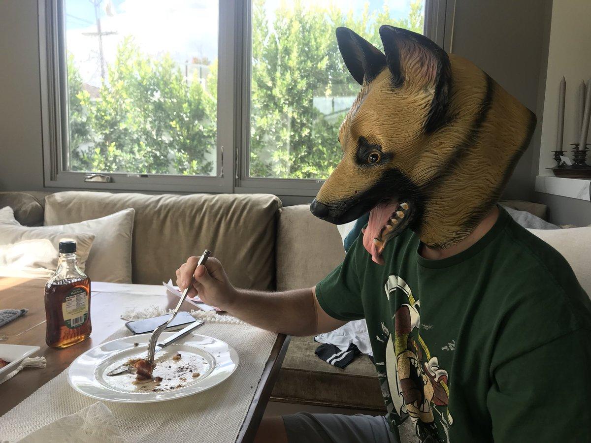 Breakfast of miles teller