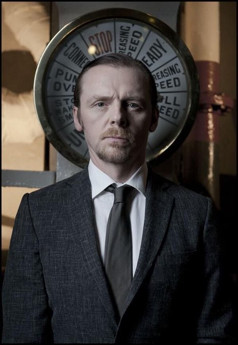 Happy Birthday to Simon Pegg!!