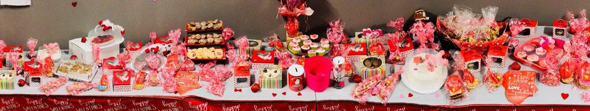 test Twitter Media - Happy Valentine's Day! We are celebrating our Valentine's Day with a bake sale! #AmericanCancerSociety #AmericanDiabetesAssociation #ValentinesDay https://t.co/mWxIM7CbfM