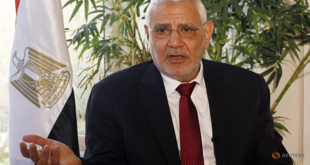 Egypt orders detention of former Islamist presidential candidate