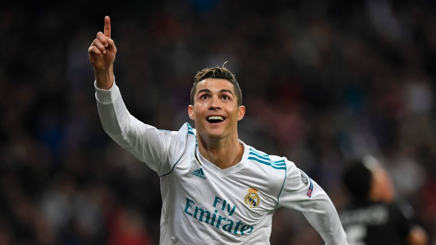 Champions League: Cristiano Ronaldo dreht das Spiel für Real Madrid gegen PSG