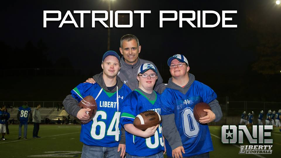 This week's #ImAGameChanger story goes to Steve Valach of Washington! As the head football coach at Liberty High School, read how he has helped shape the life of one student with Down syndrome: https://t.co/OL6QYoyHJu https://t.co/WS3908J8pK