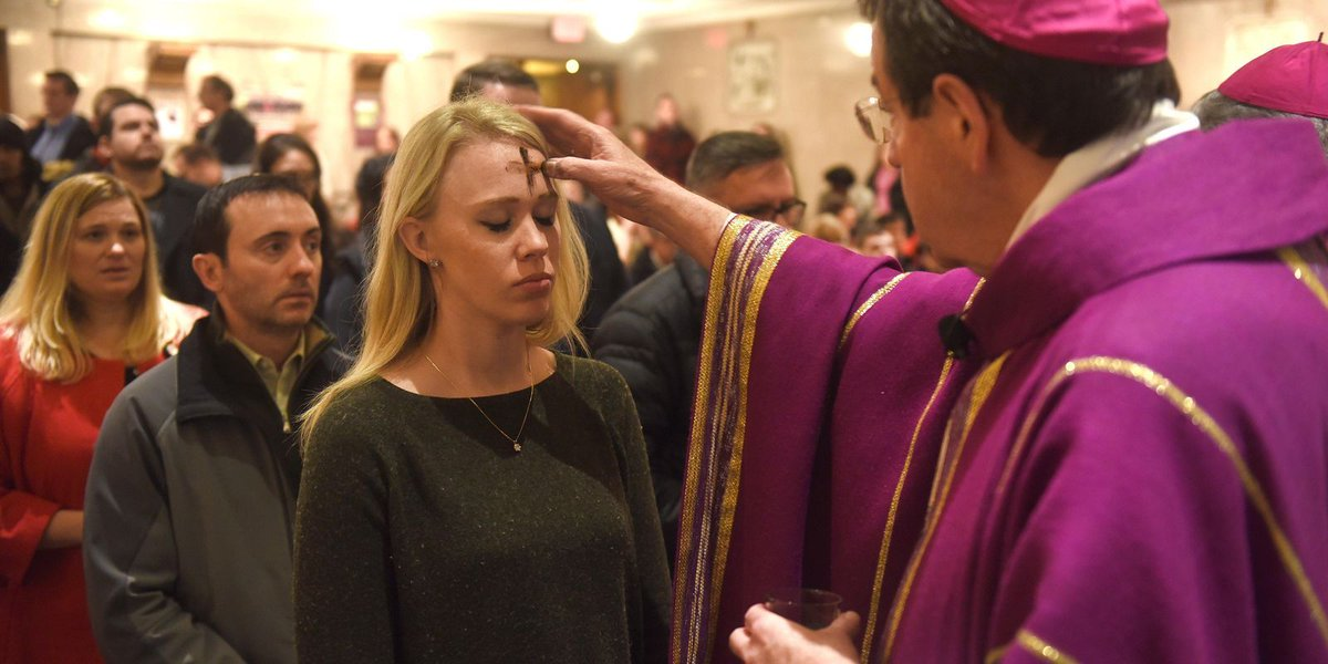 Detroit archbishop delivers Ash Wednesday homily