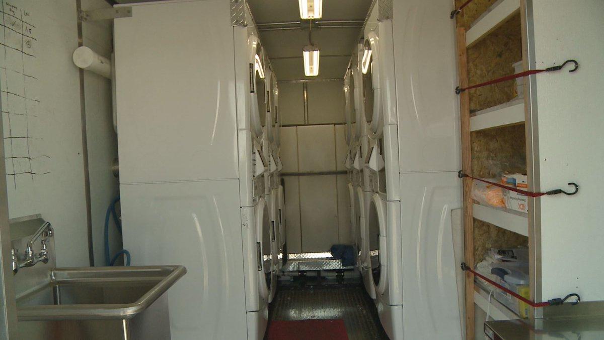 Mobile shower & laundry trucks (like this one in denver) will hit ...