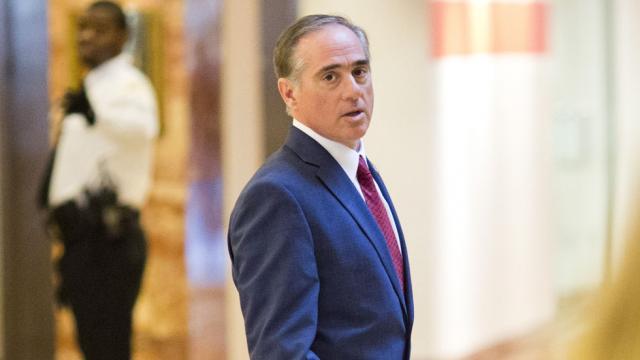 Top GOP lawmaker calls on Trump VA Secretary to resign over misuse of taxpayer money https://t.co/JPIRoDe2Tw https://t.co/qhT7ADBQHi