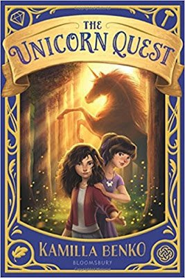 The Unicorn Quest by Kamilla Benko