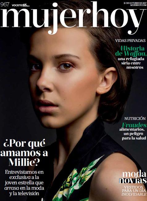 """@Messista_21 Imaginate 😂 pero la niña ya sale en portadas de """"Mujer Hoy"""" y claro, le han hecho creer que ya lo es, vaya mundo en el que vivimos. https://t.co/DZXMwWqaTC"""