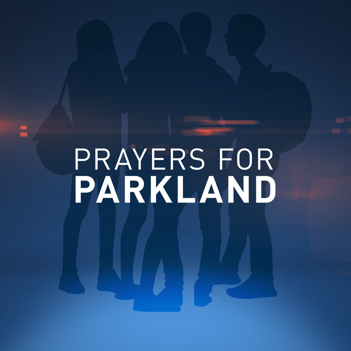 Florida: We Stand With . Prayers For Everyone Who Is