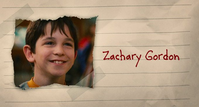 Happy Birthday to Zachary Gordon who turns 20 today! Name the movie of this shot. 5 min to answer!