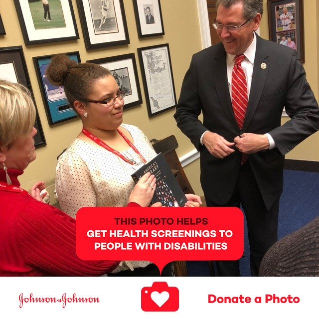 Back in Mississippi with our minds on Washington.  #SOHillday #jnj @donateaphoto #ChooseToInclude https://t.co/OhYrU4PTZx https://t.co/WL7tXVrYNk