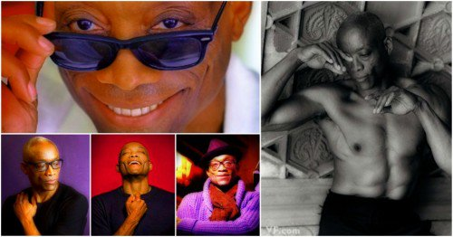 Happy Birthday to Bill T. Jones (born February 15, 1952)
