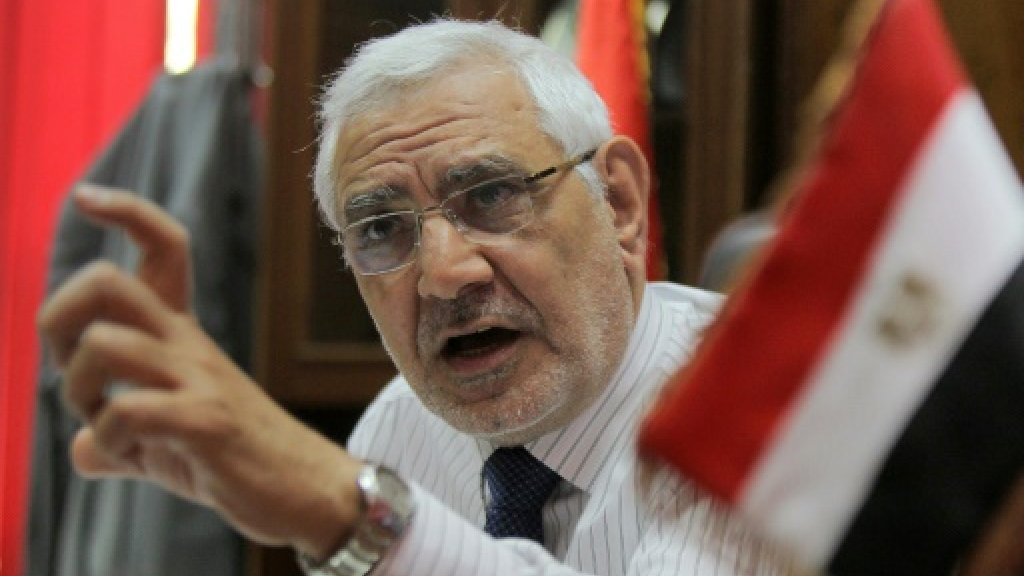 Egypt arrests ex-presidential candidate Abul Fotouh: officials