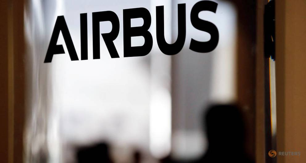 Airbus says US seeks information on UK/French corruption case