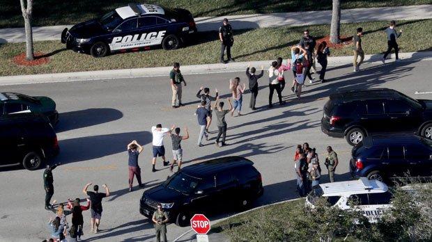 School shooting suspect in Florida made 'disturbing' social media posts