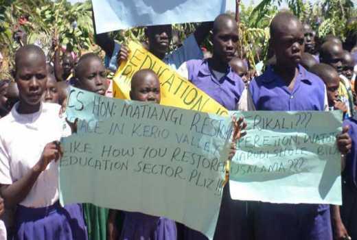 Schools shut, residents court danger as armed bandits reign supreme