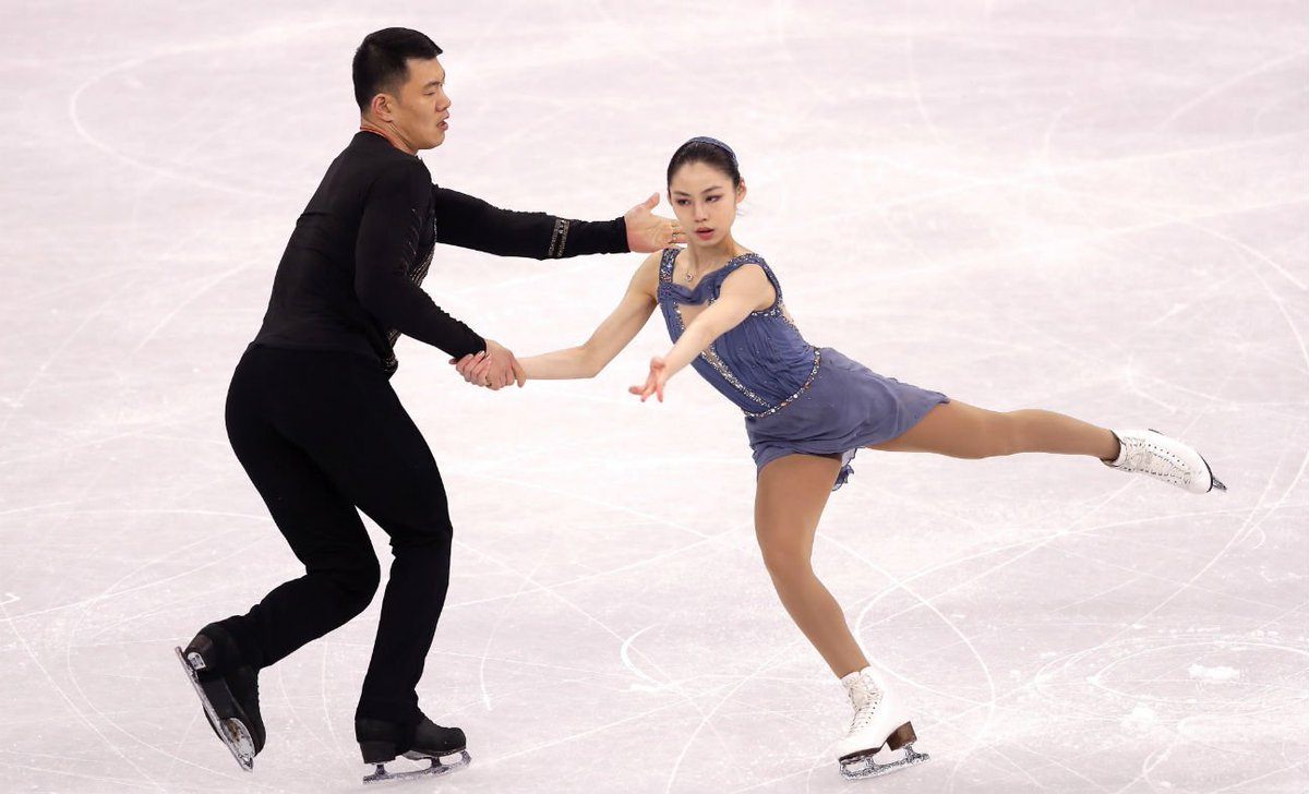 Chinese Figure Skaters Perform to 'Star Wars' Theme Songs