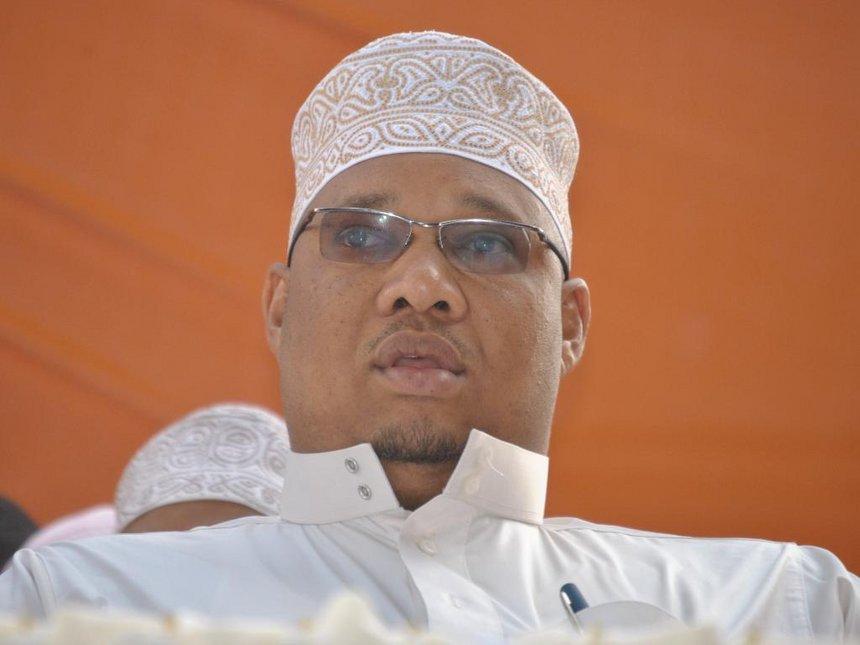 Lamu East MP Shariff Athman tells Coast leaders to back Uhuru's Cabinet