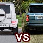 2019 Mercedes G-Class VS 2018 Range Rover - Dauer: 5 Minuten