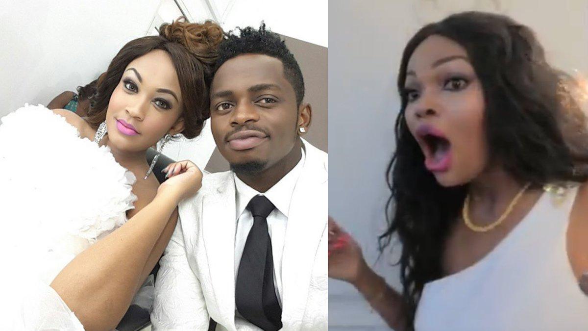 Zari finally dumps singer Diamond over multiple cases of cheating