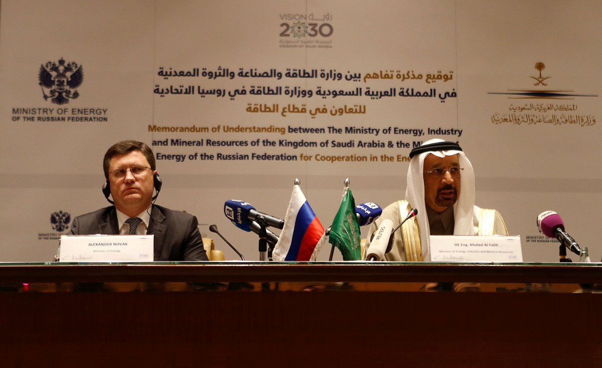 Russia inks huge energy deals with Saudi Arabia, challenging US dominance in Gulf region