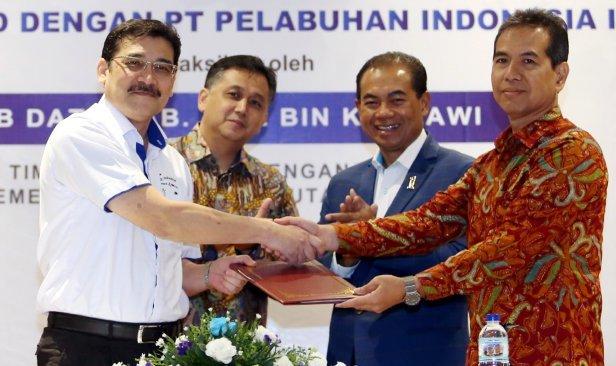 RORO Malaysia-Indonesia hujung tahun ini
