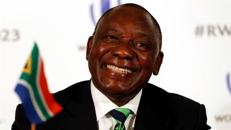 ANC's Ramaphosa set to become South Africa's leader