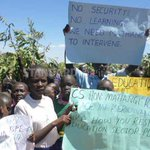 Insecurity in Kerio valley hurting development