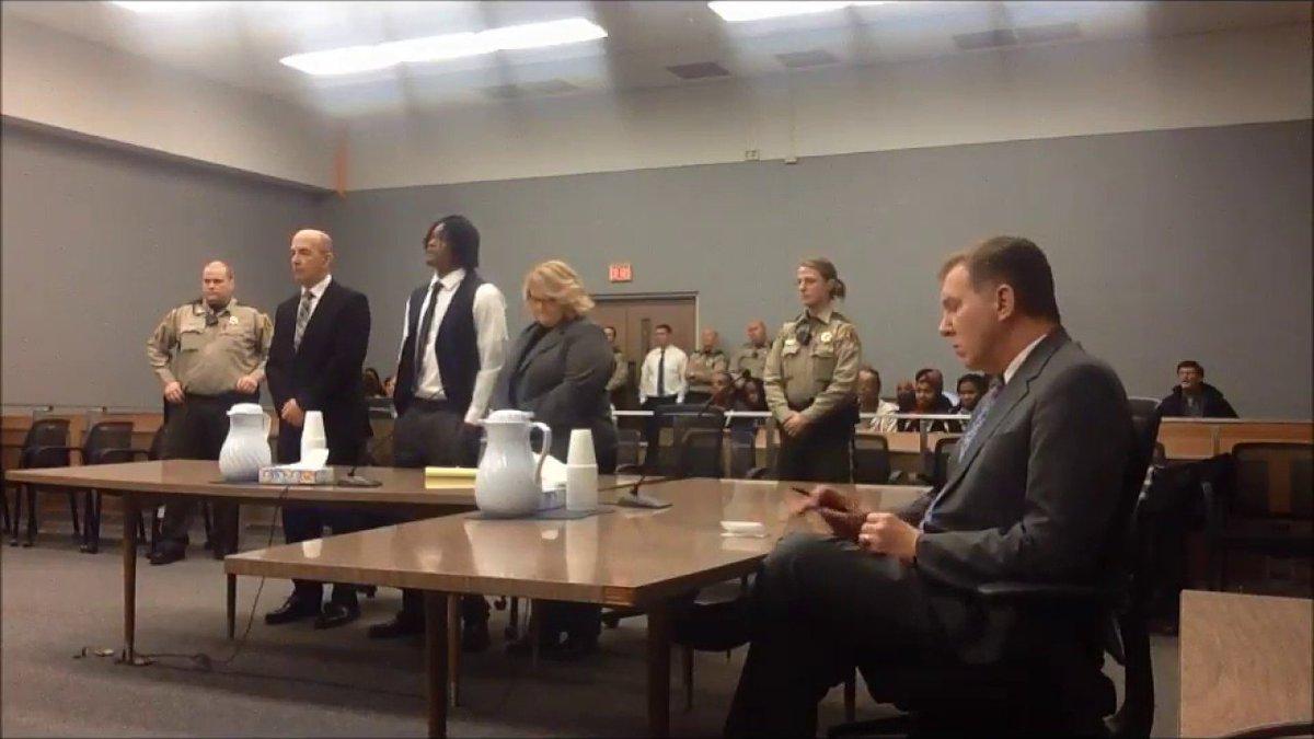 Final verdict in Logan Ave. Homicide Trial, Feb. 13, 2018