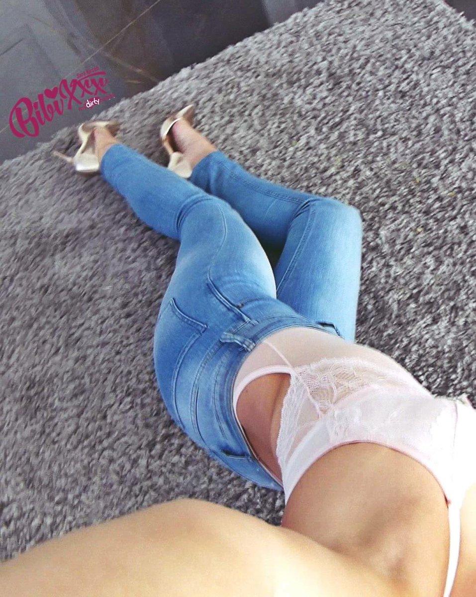 wer trägt noch gerne Jeans, außer ich?? :) #jeansgirl #mydirtyhobby #bibixxx BTK4iumquU