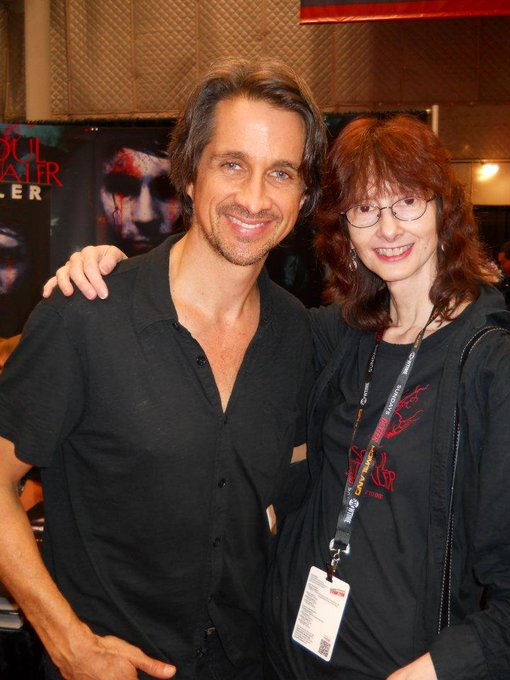 Happy birthday to actor, graphic novelist, and filmmaker Michael Easton!