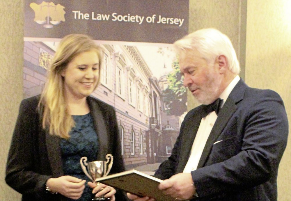 Prizes for Law Course students
