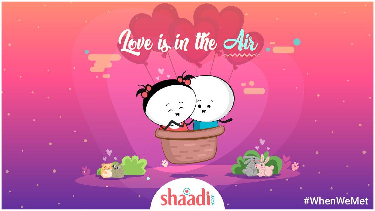 test Twitter Media - Spread love like a flu.. ;) <3  #WhenWeMet #LoveIsInTheAir https://t.co/mi7SOv4EhE